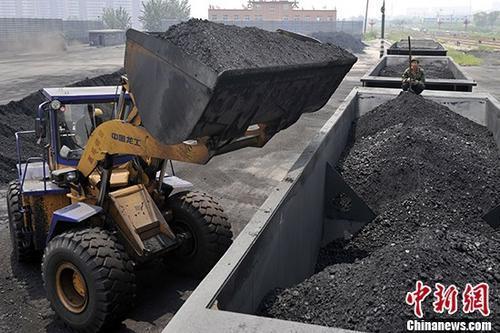 6月神华商品煤产量2500万吨 同比下降0.4%