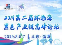 2019第二届环渤海黑色产业链高峰论坛